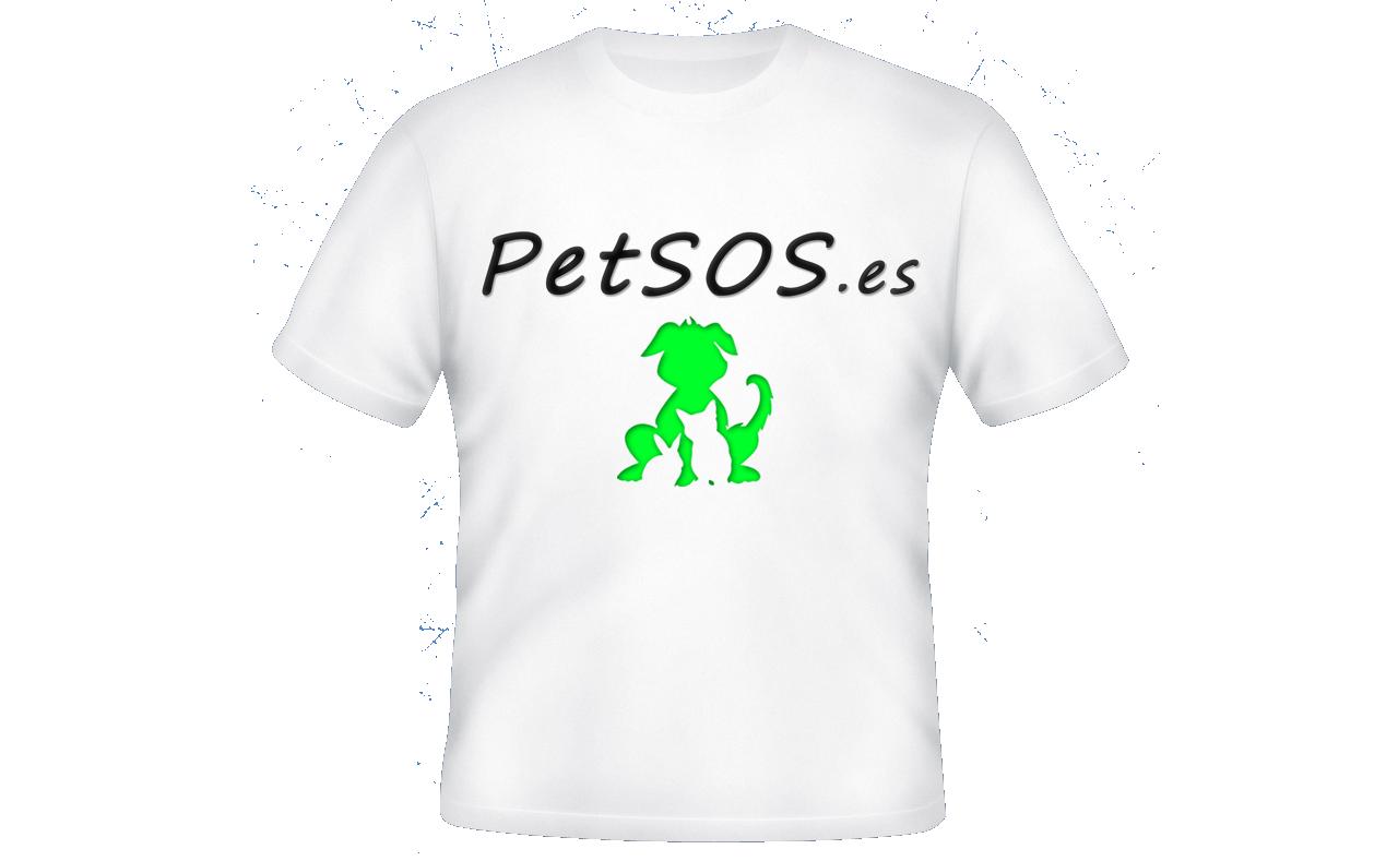 Camiseta PetSOS